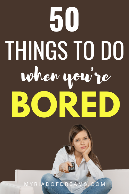 50 productive things to do when you are bored at home. Instead of scrolling on your phone do these productive things. What to do when bored at home, what to do when bored with friends, what to do when you are bored, bored ideas, things to do when alone and bored, free things to do when bored at home,. #Personalgrowth #downtime #productivethingstodo #bored #boredom #boredideas