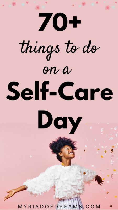 70+ selfcare ideas for bad days when you are stressed. Include these ideas in your self care routine to take care of your body, mind and soul. Become you best self and take care of your mental health with the help of these self care tips | Self development | Personal development | Self love | Self care day | Self improvement tips #loveyourself #selfcare #selflove