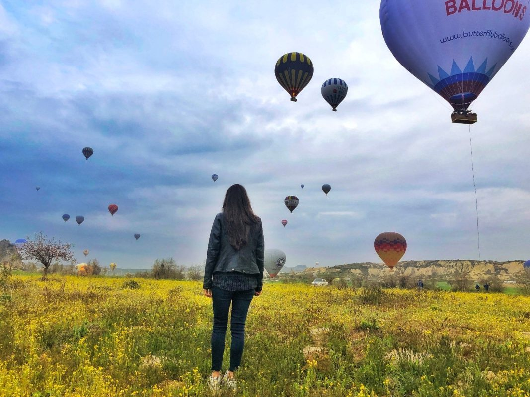 7 Most beautiful places in Cappadocia
