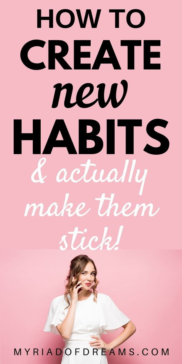 Want to develop a new habit and looking for some habit forming tips? Read on to find out seven steps to form a habit that stick. Personal growth tips, self development .Become more disciplined in your life and break the bad habits. How to build a habit, change bad habits, how to make habits stick, good habits, creating healthy daily habits, life changing habits. #newhabits #habits #healthyhabits #breakbadhabits #goodhabits #formnewhabits #personaldevelopment #selfimprovement