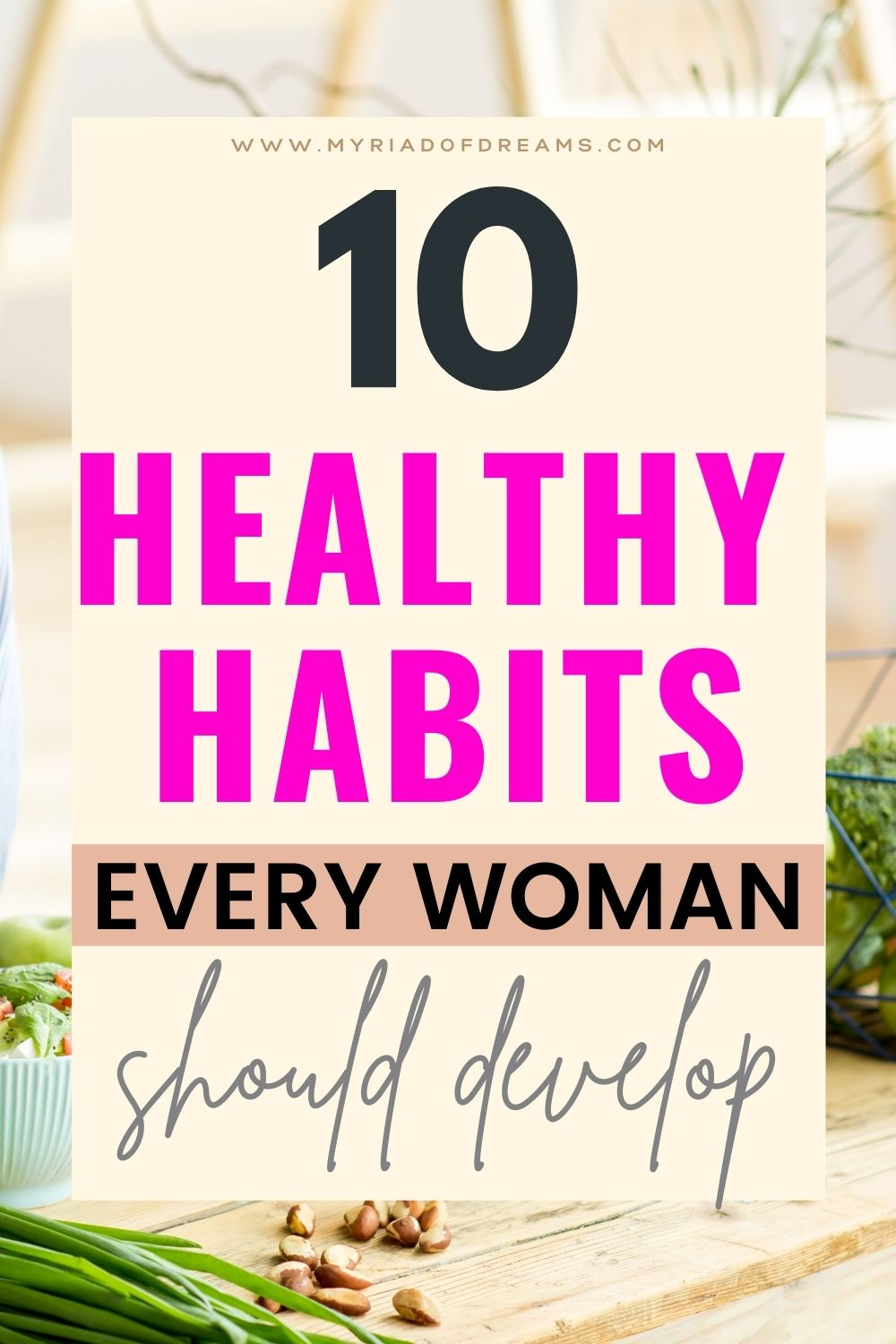 Healthy women know that little lifestyle changes are essential to live a healthy life. Develop these healthy habits of healthy women for a better life.